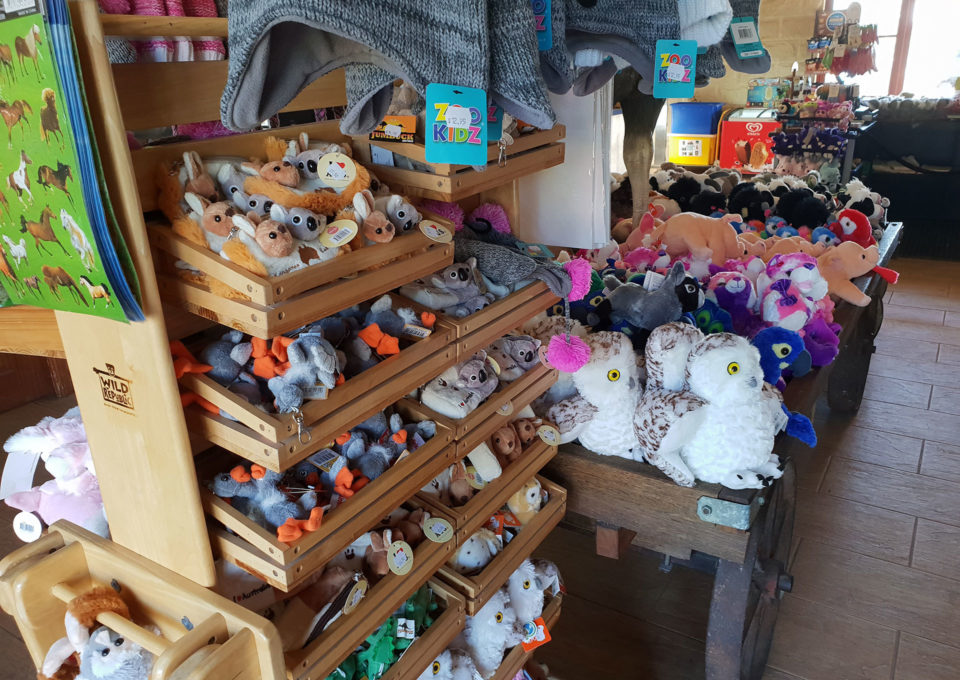 Gift Shop | Oakvale Wildlife