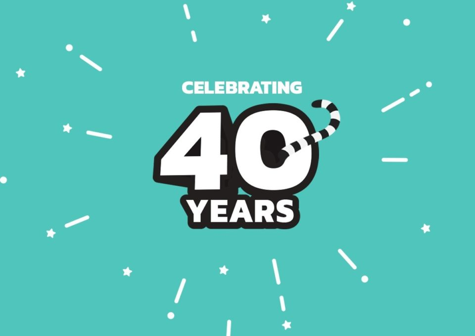 CELEBRATING 40 YEARS! | Oakvale Wildlife