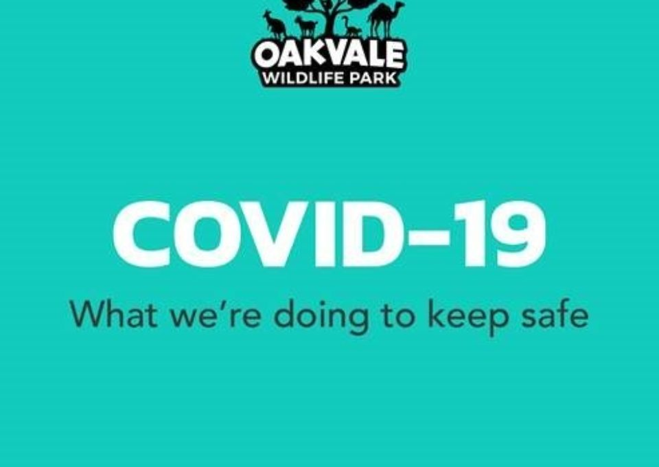 COVID-19 Update | Oakvale Wildlife