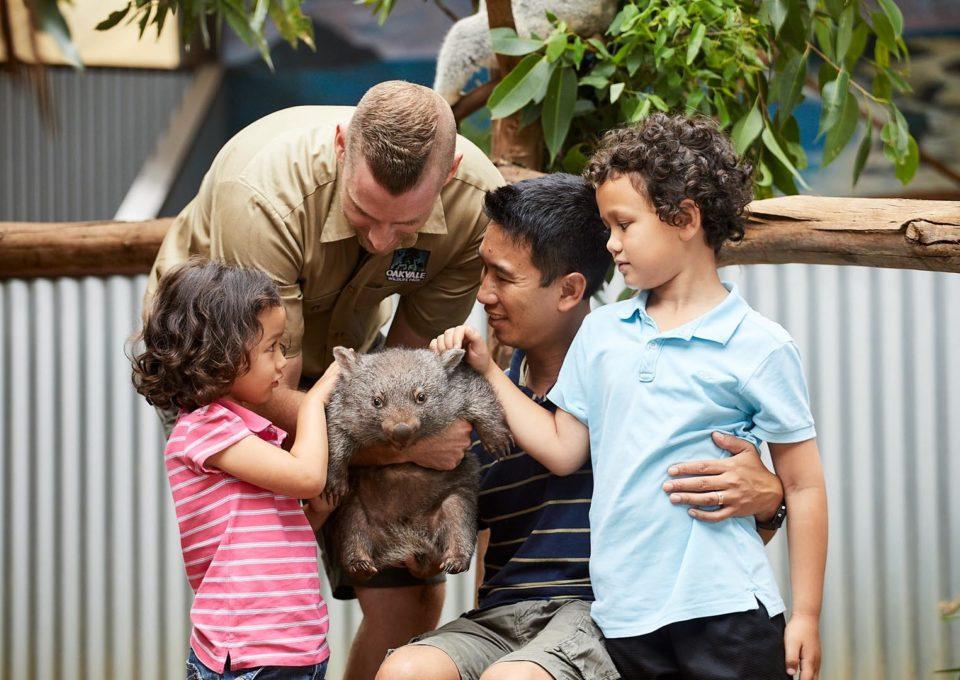 School Visits | Oakvale Wildlife