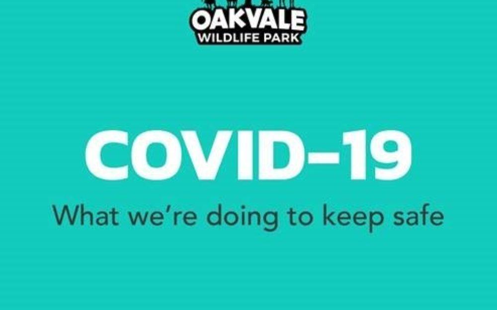COVID 19 Oakvale Wildlife Park | Oakvale Wildlife