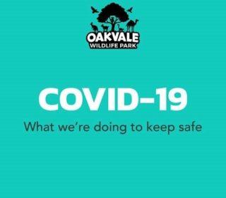 COVID-19 Update | Oakvale Wildlife