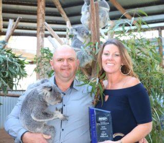 Gold Win for Oakvale | Oakvale Wildlife