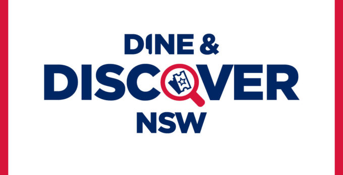 Service NSW Discover Vouchers