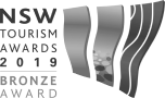 NSW Tourism Awards 2019 - Bronze in Tourist Attraction