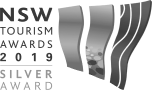 NSW Tourism Awards 2019 - Silver in Excellence in Accessible Tourism