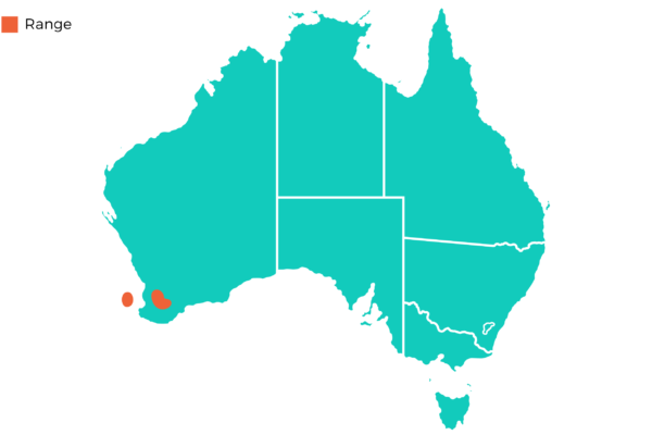 Oakvale Distribution Maps png Quokka